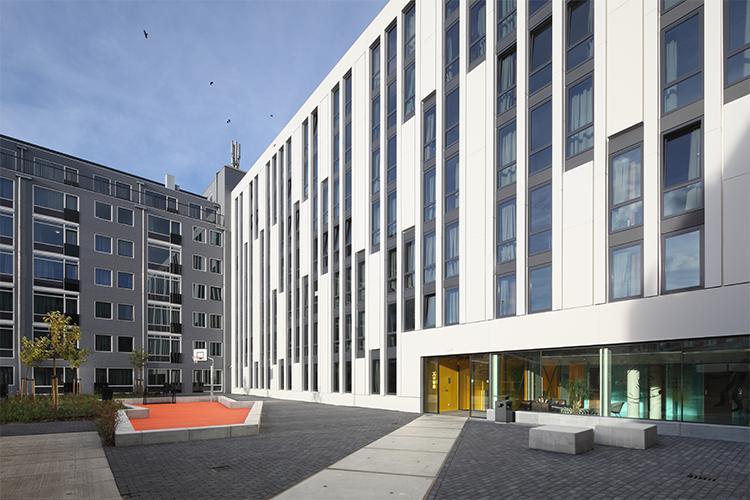 binnenhof student hotel Den Haag nominatie