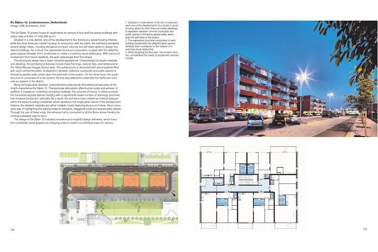 bladzijde boek met project HVE de Dijken