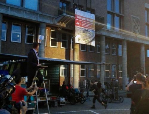 Start bouw stadhuis Hengelo