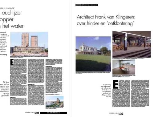 Frank is een Binck in Den Haag Centraal