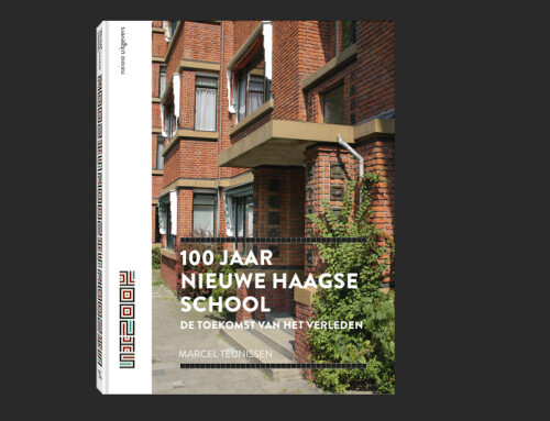 HVE architecten in nieuw boek over Nieuwe Haagse School