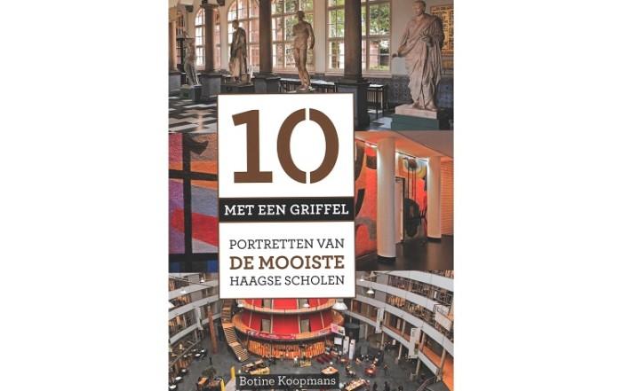 CoverDe basisscholen aan de Rijslag (nieuwbouw) en de Vlierboomstraat (renovatie) van HVE Architecten zijn opgenomen in de publicatie 10 met een griffel – Portretten van de mooiste Haagse scholen