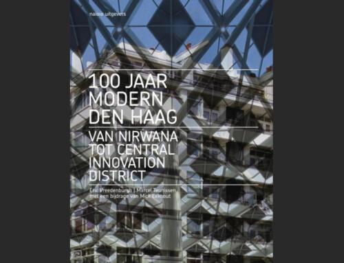 4 HVE-projecten in boek '100 jaar Modern Den Haag'