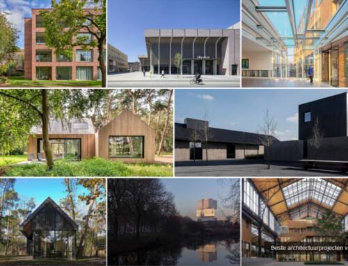Stadhuis Hengelo in Top 10 Beste Architectuurprojecten 2020