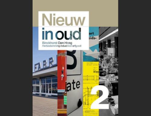 Boekpublicatie Van Klingeren Paviljoen in 'Nieuw in Oud'
